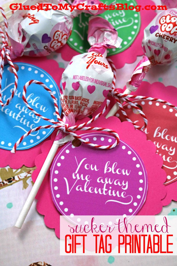 picture regarding You Blow Me Away Valentine Printable titled Your self Blow Me Absent - Valentine Reward Tags