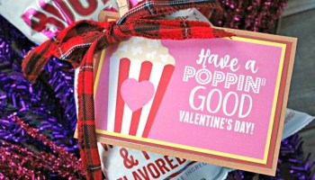 Poppin new years gift idea free printable glued to my crafts poppin good valentines day gift idea wfree printable negle Gallery