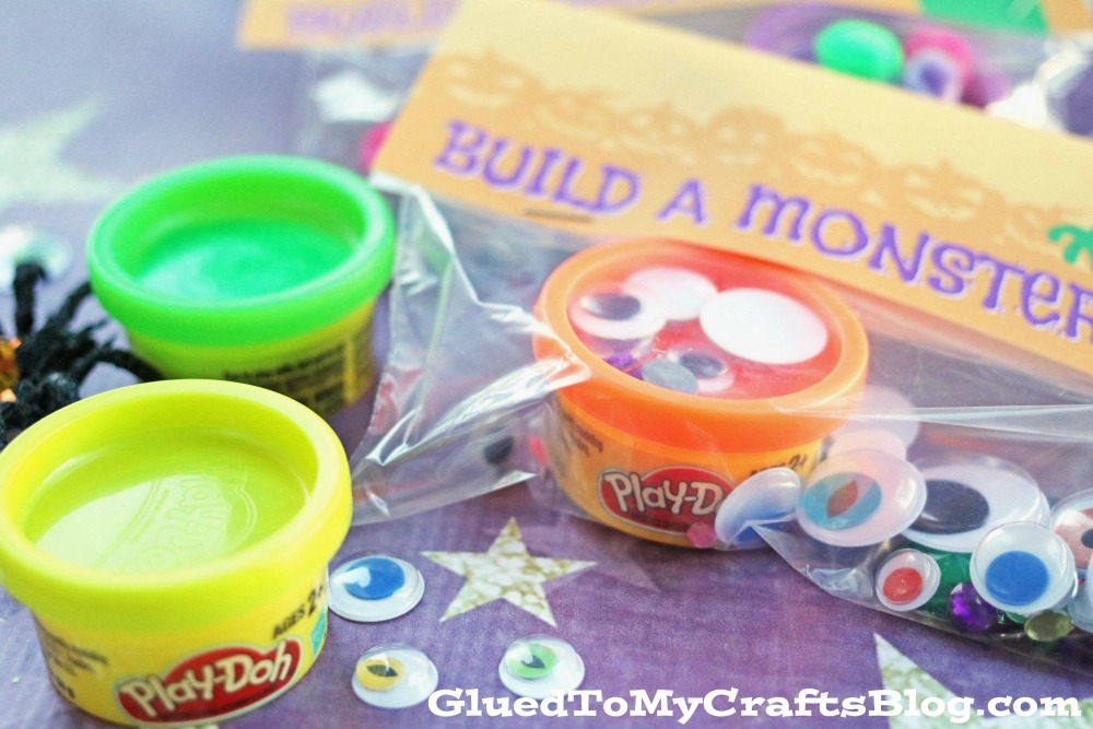 image relating to Build a Monster Printable named Produce A Monster - Absolutely free Printable