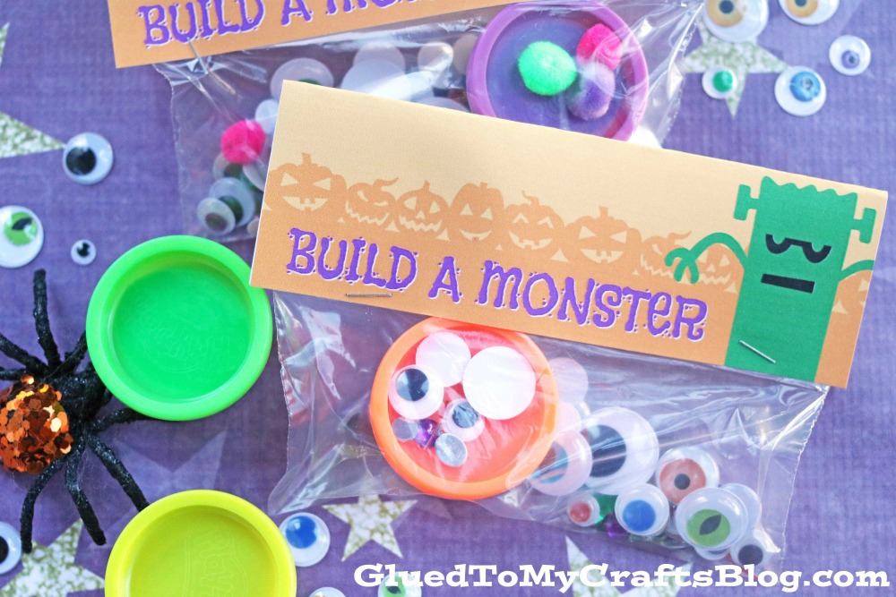 picture regarding Build a Monster Printable identified as Produce A Monster - Absolutely free Printable