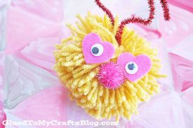 Pom Pom Love Monster