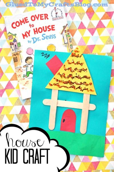 H is for House - Kid Craft