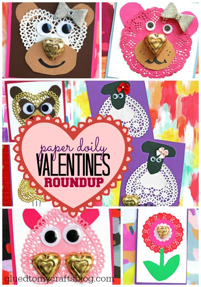 Paper Doily Valentines - Roundup