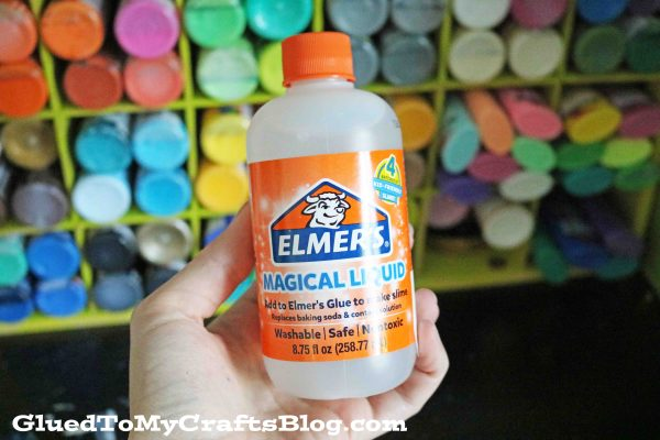 Slime Made Easy - Elmer's Glue Slime Magical Liquid Activator Solution