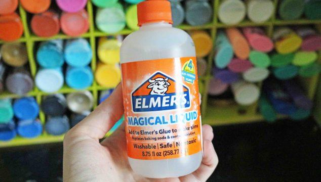 Slime Made Easy – Elmer's Glue Slime Magical Liquid Activator Solution
