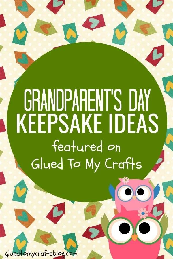 Keepsake Ideas for National Grandparent's Day