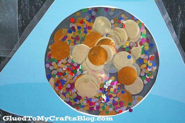 Inside Your Halloween Beaker - Free Template