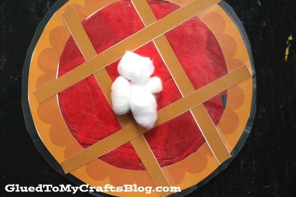 Build Your Own Pie - Kid Craft