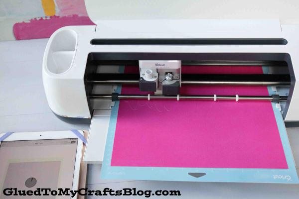 Cricut Maker Review from Glued To My Crafts