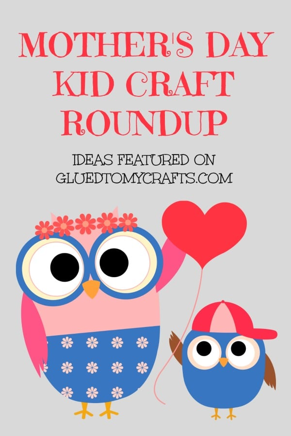 photo relating to Free Printable Mothers Day Crafts known as Moms Working day Craft Tips