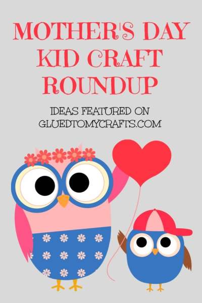 Mother's Day Craft Ideas For Kids To Make!
