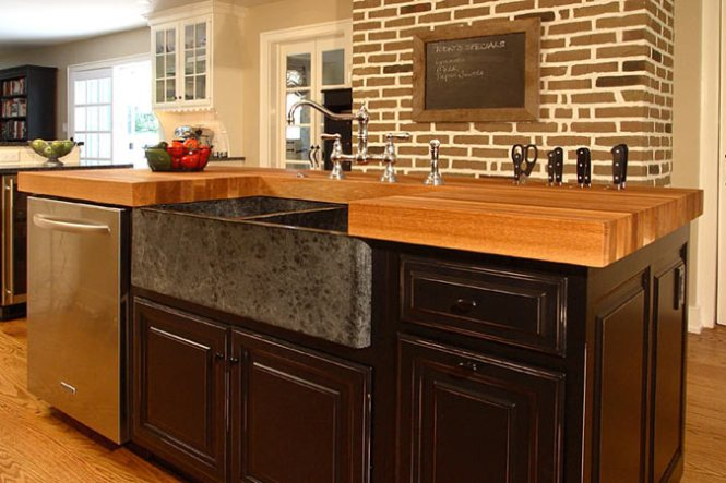 Best Finish For Butcher Block Countertop: Wood Countertop Finishes