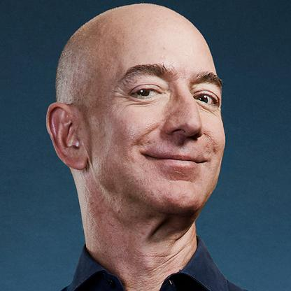 Jeff bezos success
