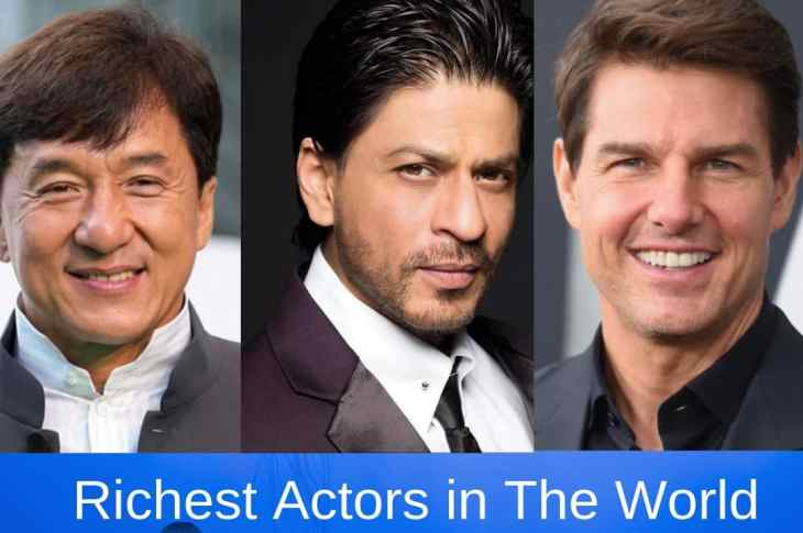 TOP 20 Richest Actors in the World 2019