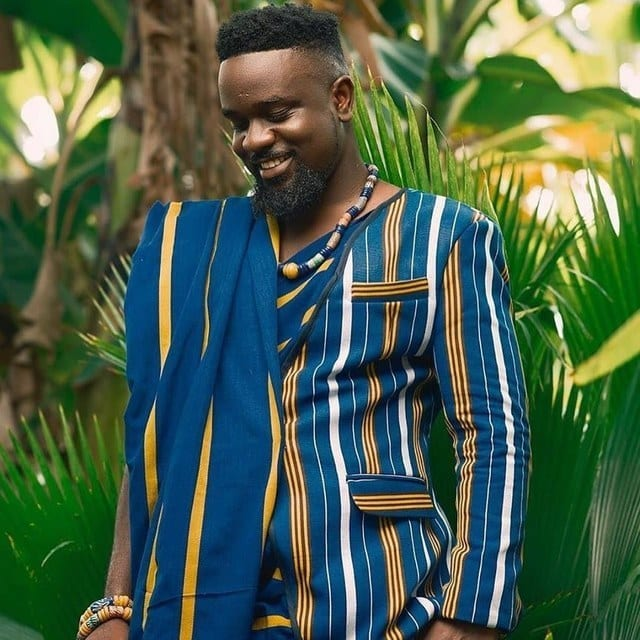 Sarkodie Photos that Proves He is a King | Glusea.com