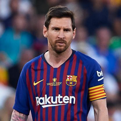 Messi net worth 2019