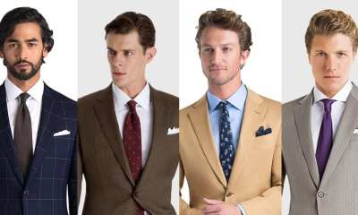 Every Man Must Know About Wearing a Suit