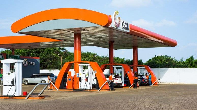 Oil companies in Ghana