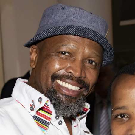 richest actors in South Africa