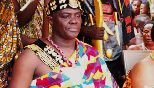 Osagyefo Agyemang Badu II ,  Richest kings in ghana