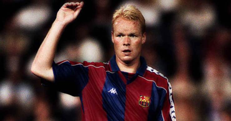 Best Barcelona players of all time