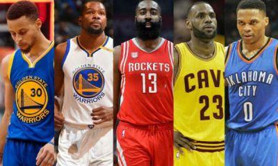 Top 10 Richest NBA Players