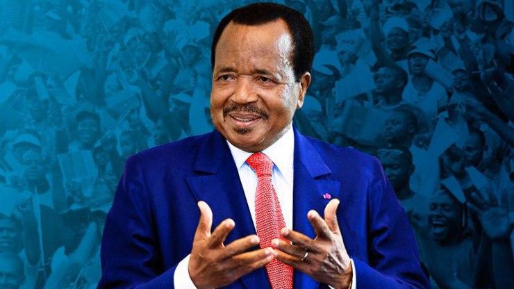 Paul Biya net worth