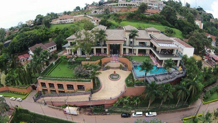 Sudir Ruparelia mansion