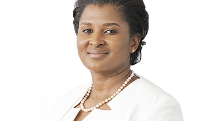 richest woman in Namibia