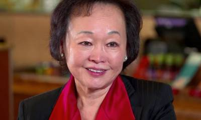 peggy cherng net worth