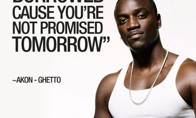 Motivational Akon Quotes on Challenges