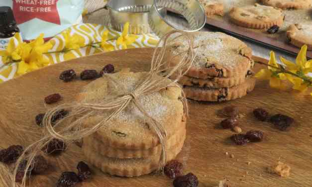 Gluten Free Traditional Easter Biscuits