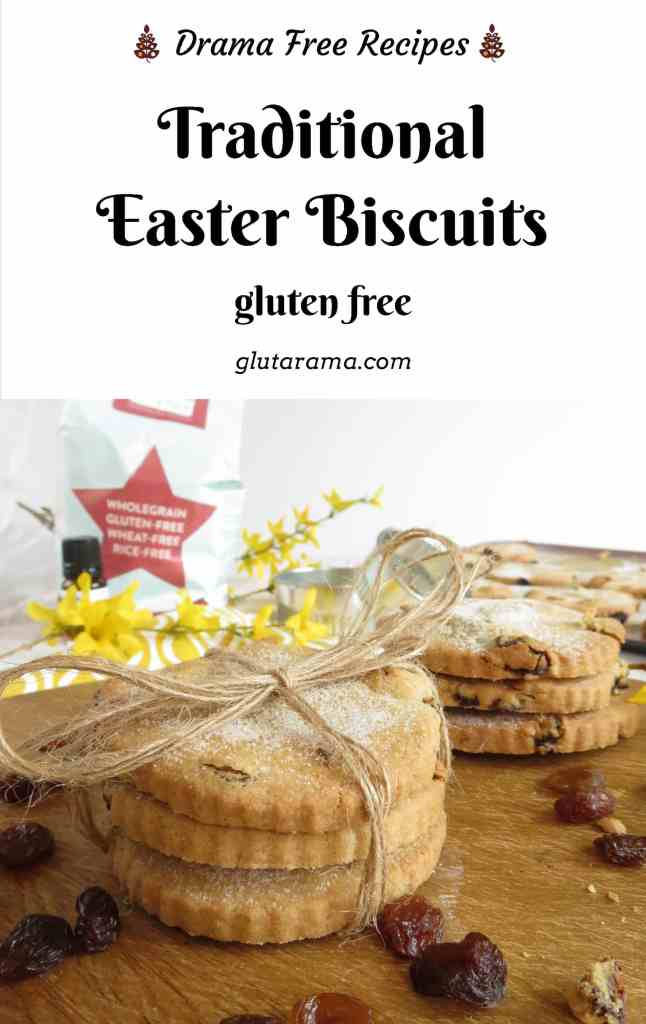Traditional Gluten Free Easter Biscuits using Cassia Oil the traditional oil used in this religious festival biscuits. Easy to make and a wonderful gift to give this Easter #glutenfree #easter #biscuits #traditional #eastergifts #easytomake #recipe