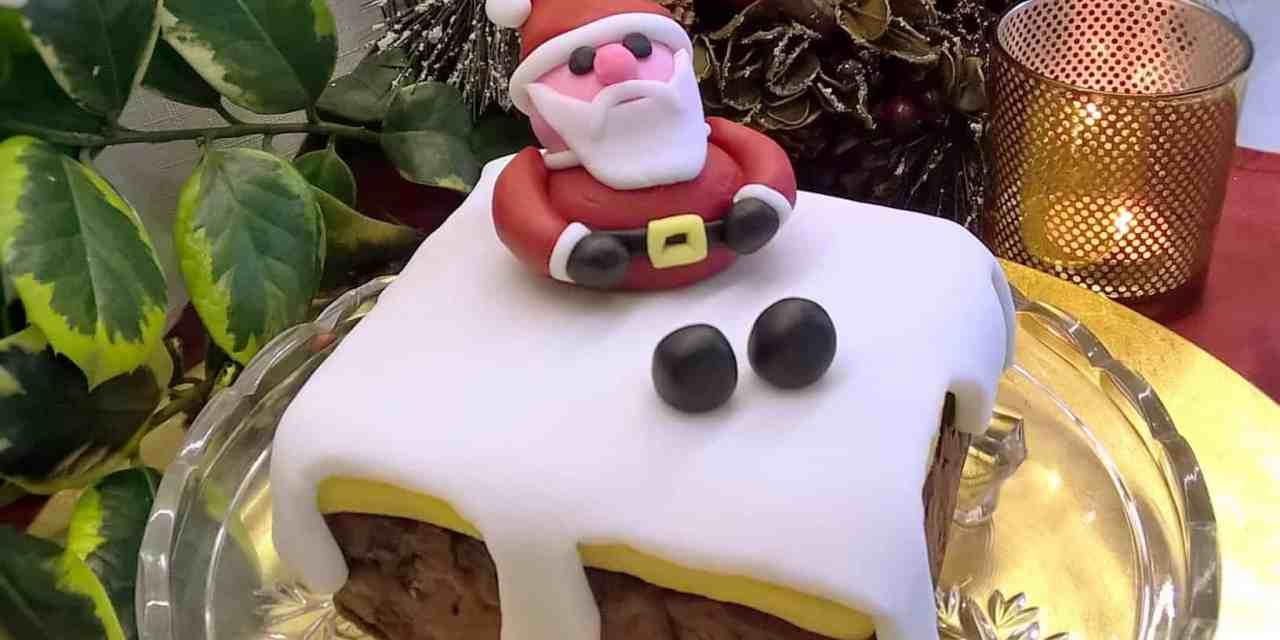 Mini Christmas Cake Delicious and Gluten Free!