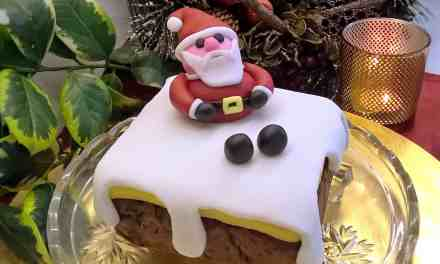 Mini Christmas Cake Delicious and Gluten Free!