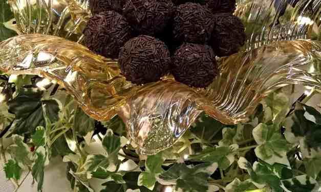 Brandy & Chocolate Truffles