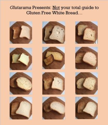 Gluten Free Bread Review