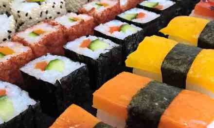 Gluten Free Homemade Sushi; a step-by-step guide