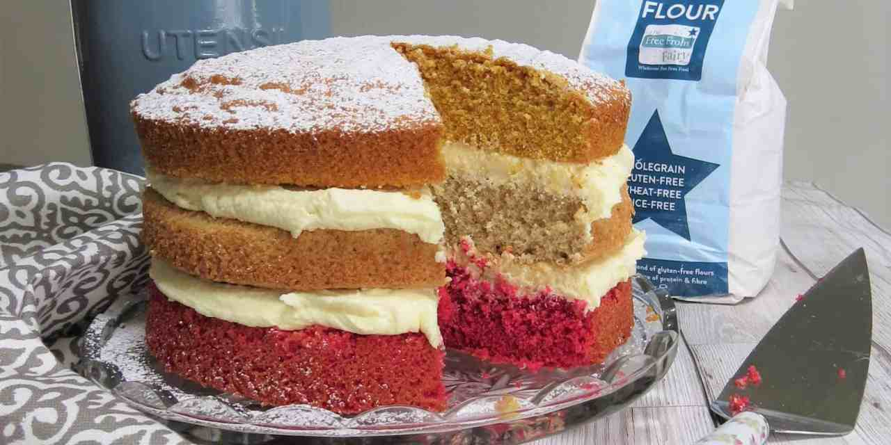 Traditional Bakes: Gluten Free Angel Cake