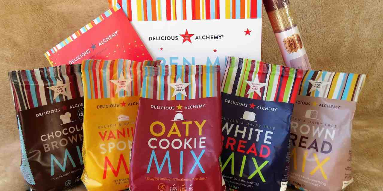 Delicious Hamper Giveaway: with Delicious Alchemy