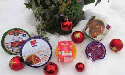 Free From Christmas Pudding; a mum and daughter review