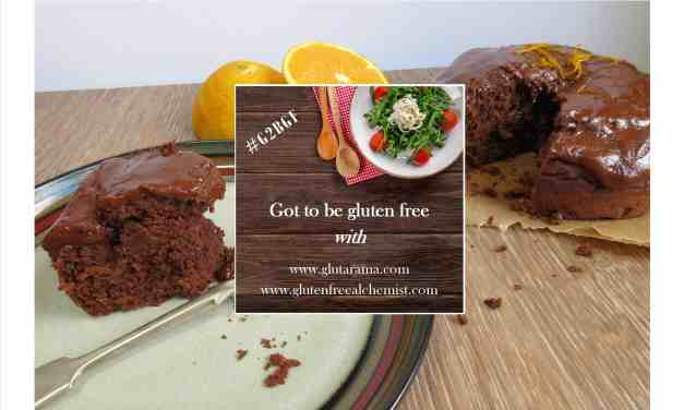Got to be gluten free link up; Vegan Round Up