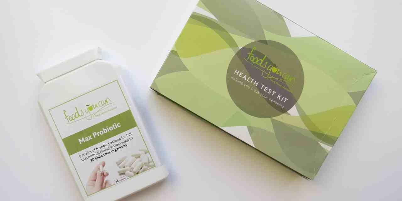 Flash Giveaway! Vitamin and Mineral Deficiency Test and Probiotics