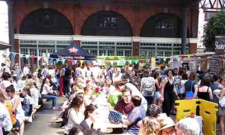 Free From Festival at Old Spitalfields Market and #G2BGF Linky