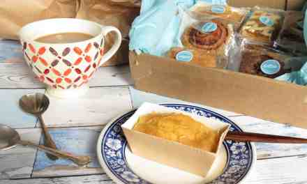 Lottie's Bake Box; a mouth-watering monthly subscription