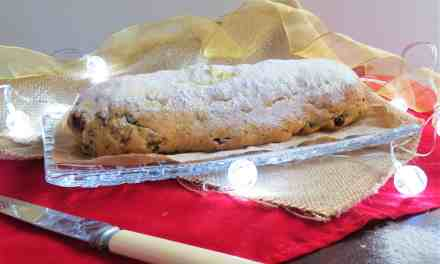 Gluten and Yeast Free Stollen; simple to make, delicious to share