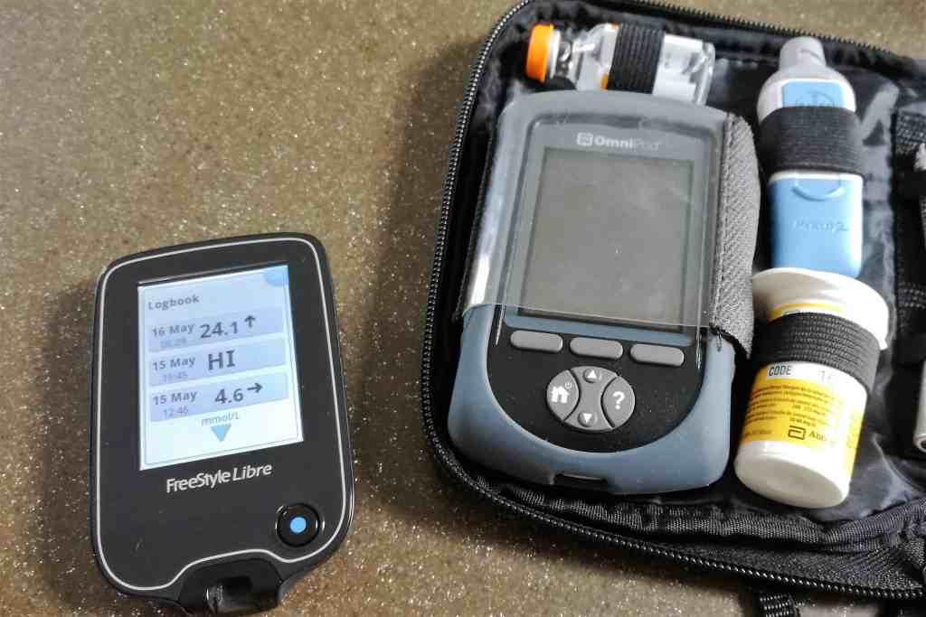 Type 1 Diabetes - Omnipod
