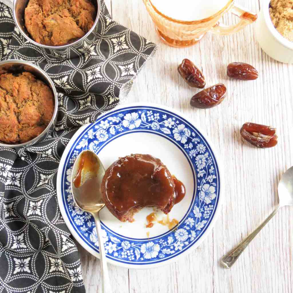 Sticky Date and Toffee Pudding