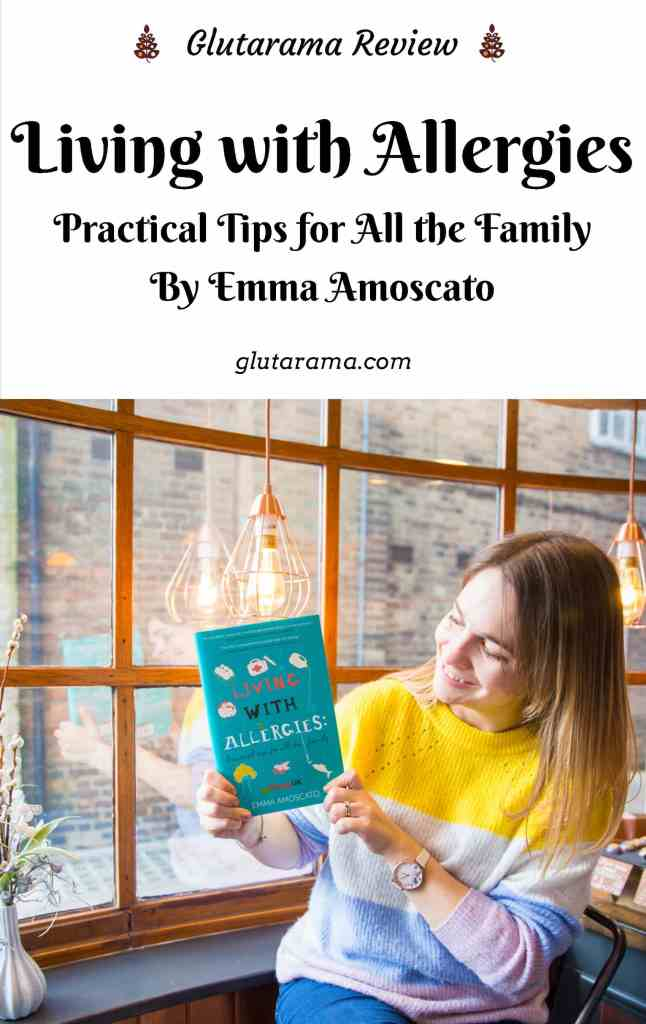 Living With Allergies; practical tips for all the family. The best selling allergy advice book on Amazon by Emma Amoscato