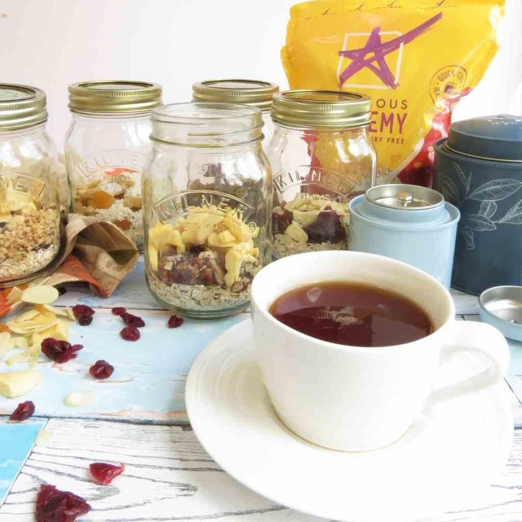 Hot Porridge Jars - Delicious Alchemy